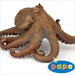 papo(パポ社)フィギュア 56013 タコ