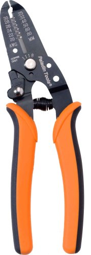 Paladin Tools 1118 Gripp 20 Wire Stripper/Cutter, 30-20 Awg