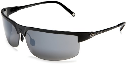 Gargoyles Men's Torque Black Metal Sunglasses