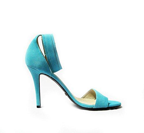 high heels mit fesselriemchen. Black Bedroom Furniture Sets. Home Design Ideas