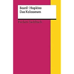 Das Kolosseum (Reclams Universal-Bibliothek)