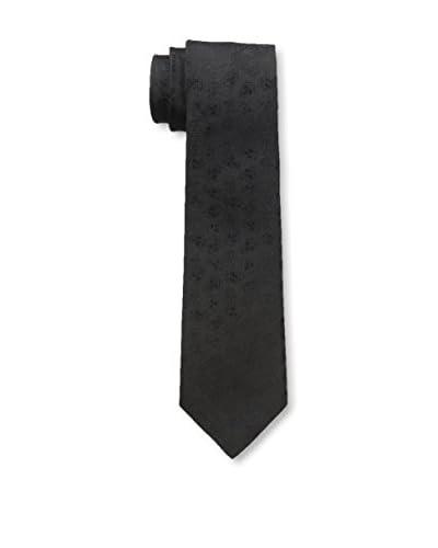 Alexander McQueen Men's Skull Tie, Black