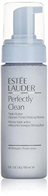 Estee Lauder Perfectly Clean Triple Action Cleanser for Unisex, 5 Ounce