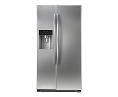 LG GC-L207GLQV Luxury Side-By-Side Refrigerator (567 Ltrs, Platinum Silver)