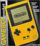 echange, troc Game boy pocket yellow console - PAL [import anglais]