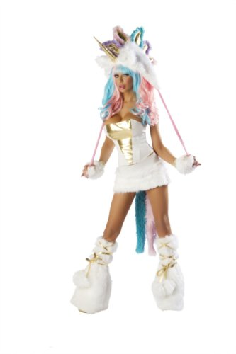 Josie Loves J. Valentine Unicorn costume set
