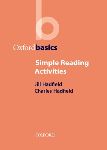 Simple Reading Activities (Oxford Basics)