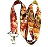 Kingdom Hearts III Destiny Island Themed Lanyard Sora Kairi