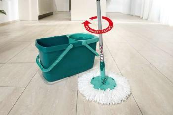 leifheit set clean twist system mop 52019 twister bodenwischer wischmop ebay. Black Bedroom Furniture Sets. Home Design Ideas