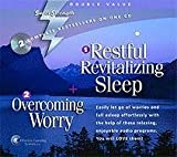 img - for Restful, Revitalizing Sleep + Overcoming Worry (Super Strength) book / textbook / text book