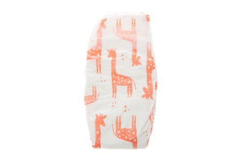 The Honest Company Diapers Size 3 - M- Giraffe - 34 Ct. - 16-28 Pounds