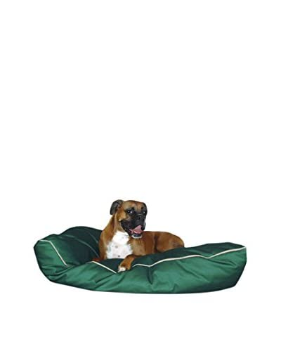 Majestic Pet Super Value Pet Bed, Green, Large