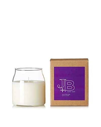 Bluewick Candles 17-Oz. Lilac Bloom Jasper + Boon Chic Series Candle