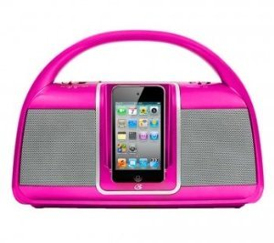GPX Portable Dock for iPod with AM autogrand мотоцикл monza fuero gpx 7