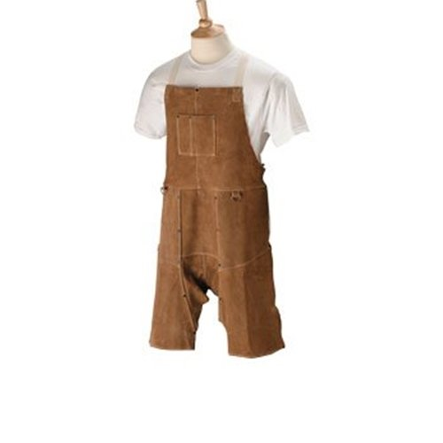 "Revco 36SL 36"" Split Leg Leather Welding Apron"