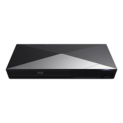 Sony BDP-S4200 3D Smart Blu-ray Disc player with USB input - Multi region on DVD Side only + FREE ENERGIZER BATTERIES... Black Friday & Cyber Monday 2014