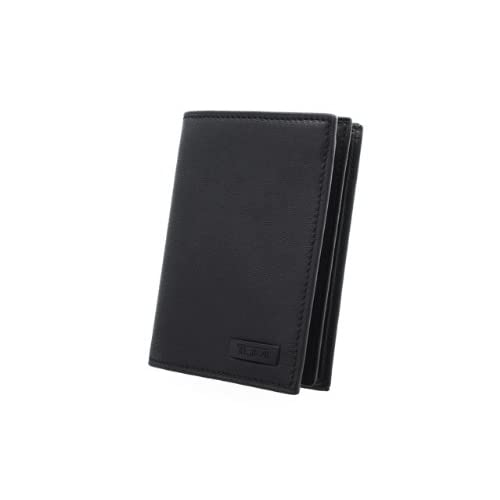 TUMI トゥミ USSETED CARD CASE WITH ID 0096-1441/01 ブラック カードケース 名刺入れ メンズ