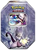 Image of Pokemon 2008 Diamond & Pearl (EX) Holiday Collectors Tin - MEWTWO