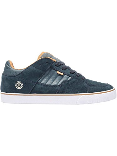 Element  Glt 2,  Scarpe da skateboard uomo, Blu (indigo curry/bleu), 44,5