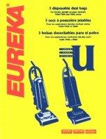 Eureka U Vacuum Bags front-26226