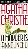 Agatha Christie A Murder is Announced (The Christie Collection)