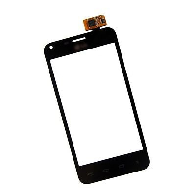 Front Touch Screen Glass Digitizer For Lg Optimus D520 F3Q With Free Tools (Not Include Lcd) (Black)