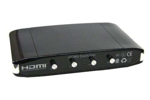 【Amazonの商品情報へ】HORIC 1080p対応 4ポートHDMI切替器 LJ-41A