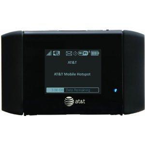 Sierra Wireless 754S  Mobile Hotspot 4G ルーター ドコモ、softbank, b-mobile SIM フリー 純正品SIERRA社ACアタブタ、説明書(英語)付属 Enlargecorp