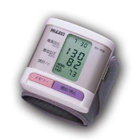 日本精密測器 手首式デジタル血圧計 WS-900