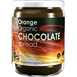 Plamil Organic Chocolate Spread Orange 275g jars