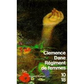 Régiment de femmes de Clemence Dane 311TmUSwx-L._