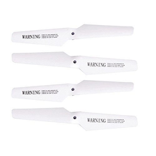 Potensic® Syma X5 X5C X5C-1 Quadcopter Main Blades Propellers Spare Part Set - Set of 4 FJPJ0078