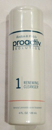 Proactiv Solution Advanced Formula Renewing Cleanser 4 oz