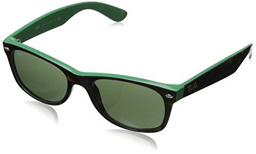 Ray-Ban New Wayfarer Sunglasses Havana Green