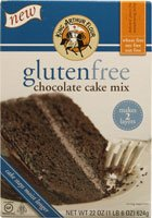 King Arthur Flour Cake Mix Gluten Free Chocolate -- 22 oz from King Arthur Flour