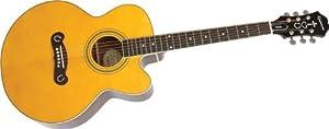 Epiphone Joan Sebastian Sonador Acoustic Electric Guitar, Antique Natural