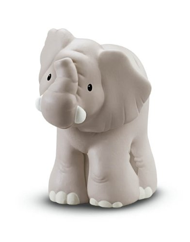 Fisher Price - Little People Zoo, Elephant - Adorable, Interactive