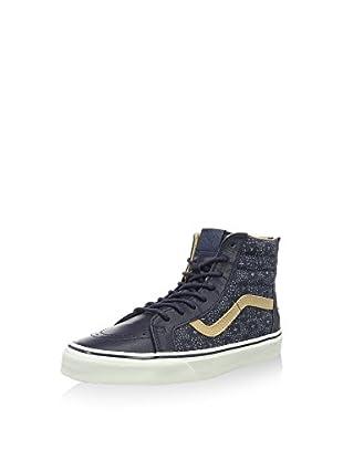 Vans Zapatillas abotinadas Ua Sk8-Hi (Azul Oscuro)