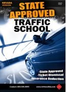 Take Home Defensive Driving (State Approved, Ticket Dismissal, Insurance Reduction)(Nevada Only)
