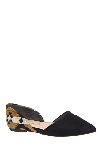 Society Pointed Toe Flat