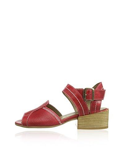 Fly London Sandalo Con Tacco