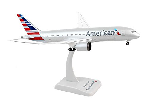 Hogan HG4975G American Airlines Boeing 787-8 Dreamliner 1:200 Scale REG#N800AN (American Airlines Model compare prices)