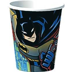 Batman Begins Cups - 8 Count (9 oz.) - 1