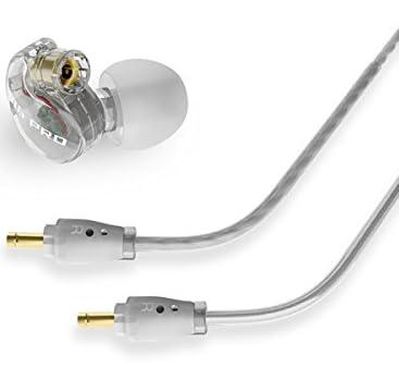 MEE Audioユニバーサル・フィット・インイヤーモニター M6 PRO Clear【国内正規品】