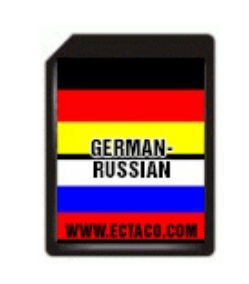 Ectaco DR500T SD Card German - Russian