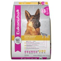 Dog Food: Eukanuba German Shepherd Formula Dry Dog Food