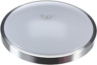 osram posivo led deckenleuchte rund 16 w hell wie 60 w mit licht und bewegungssensor 854643. Black Bedroom Furniture Sets. Home Design Ideas