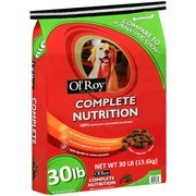 Ol' Roy Complete Nutrition Dog Food, 30 lbs(Pack of 3)