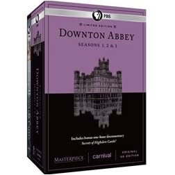 Masterpiece: Downton Abbey Season 1 & 2 & 3