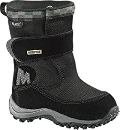 Merrell Ember Waterproof Junior - Toddler 4 - Black